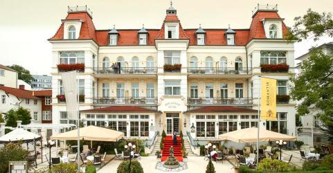 Romantik Hotel Esplanade 0