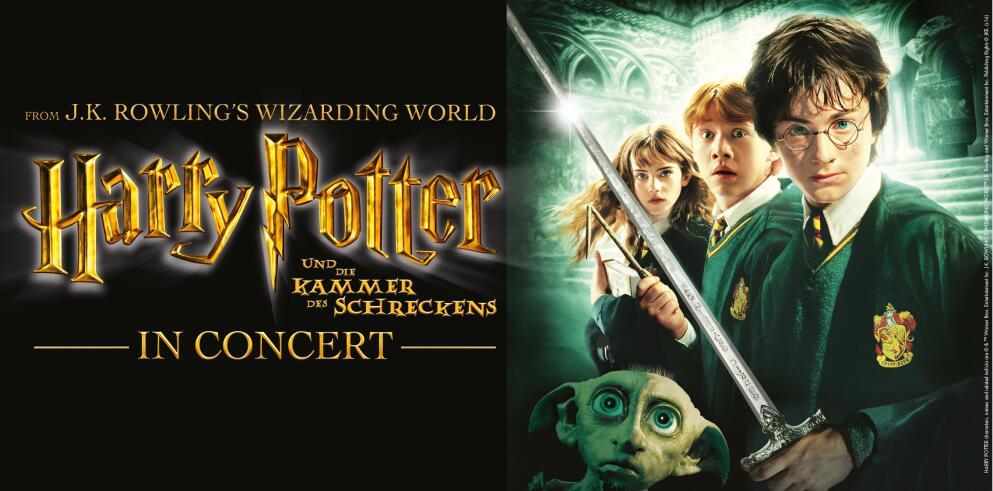 Harry Potter und die Kammer des Schreckens –  In Concert – München 19109