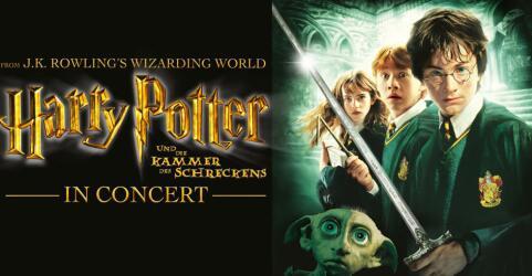 Harry Potter und die Kammer des Schreckens – In Concert – Stuttgart 0