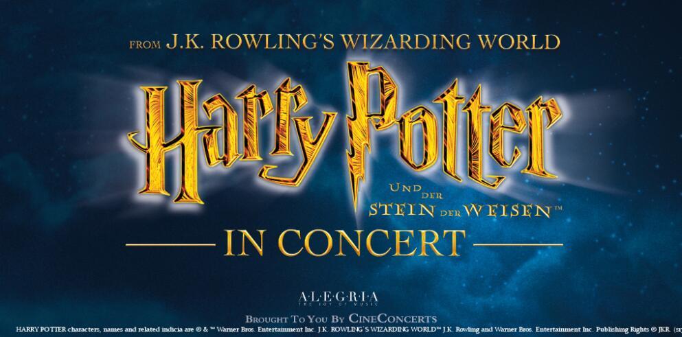 Harry Potter und der Stein der Weisen – In Concert – München 19117