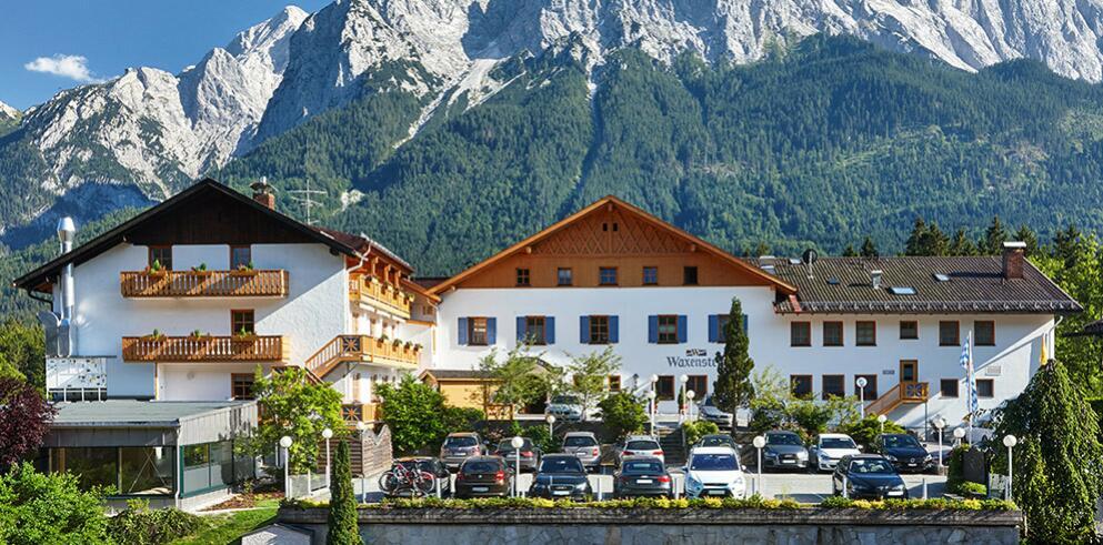 Romantik Alpenhotel Waxenstein 1912