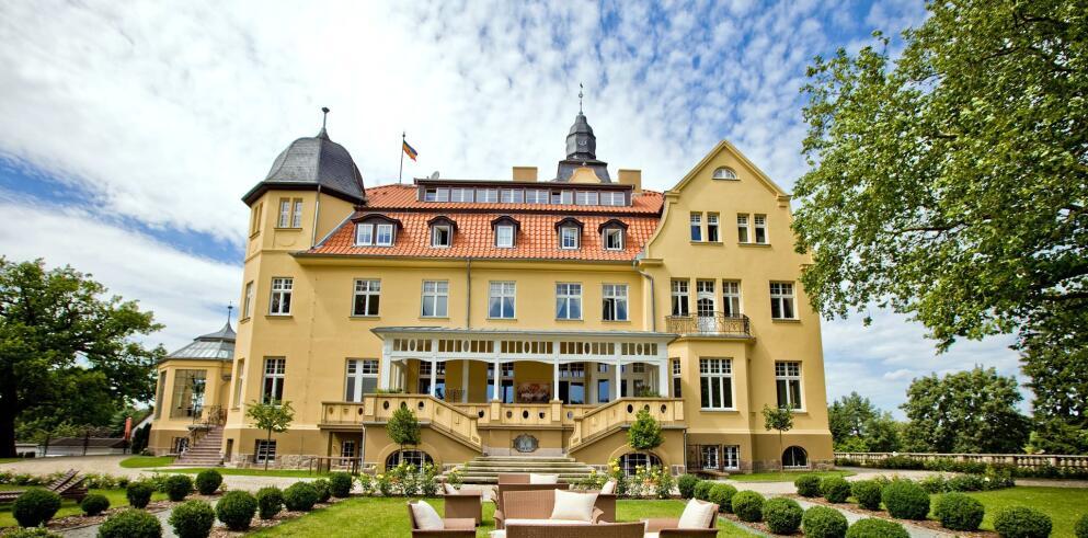 Schlosshotel wendorf luxus hotel jetzt online buchen for Designhotel wellness deutschland