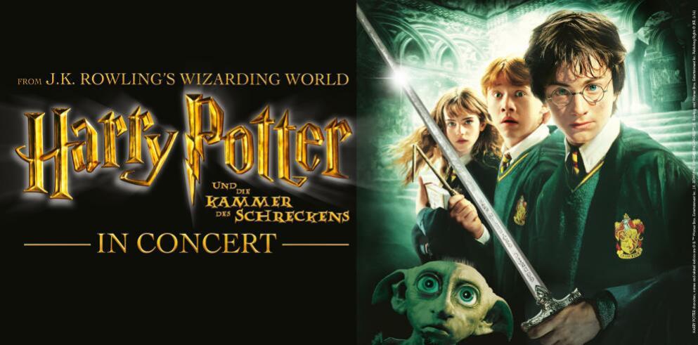 Harry Potter und die Kammer des Schreckens – In Concert – Wien 19130