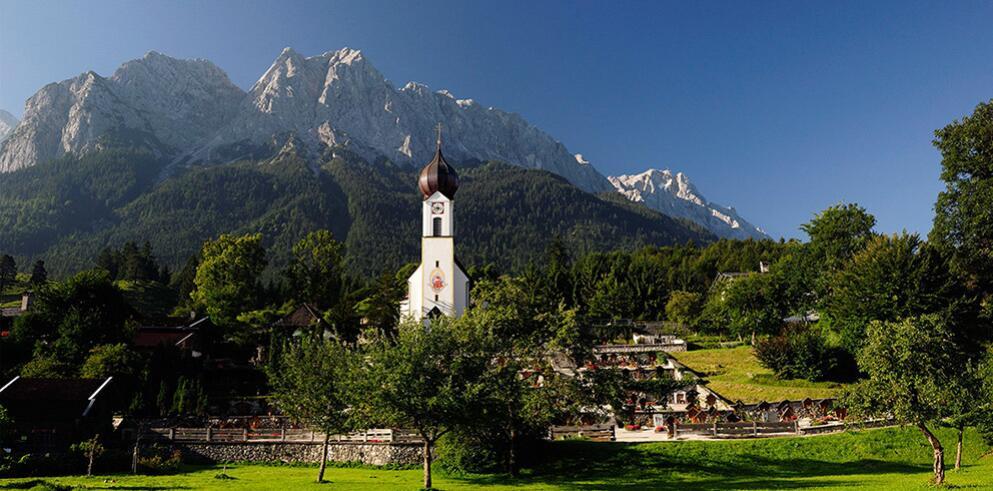 Romantik Alpenhotel Waxenstein 1914