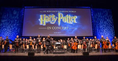 Harry Potter und die Kammer des Schreckens – In Concert – Leipzig 3