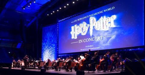 Harry Potter und die Kammer des Schreckens – In Concert – Leipzig 2