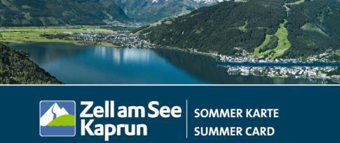 Zell am See Kaprun Sommercard (28.06. - 15.10.2019)