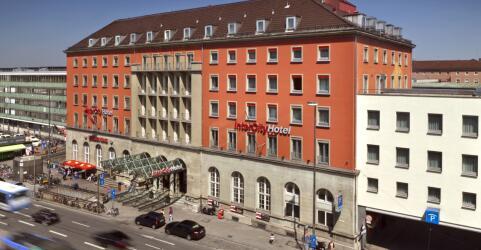 InterCityHotel München 3