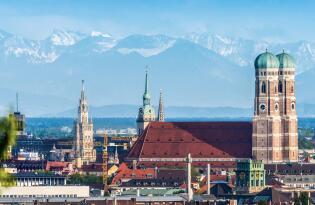 Citytrip im Herzen Münchens, unweit vom Marienplatz & der Theresienwiese