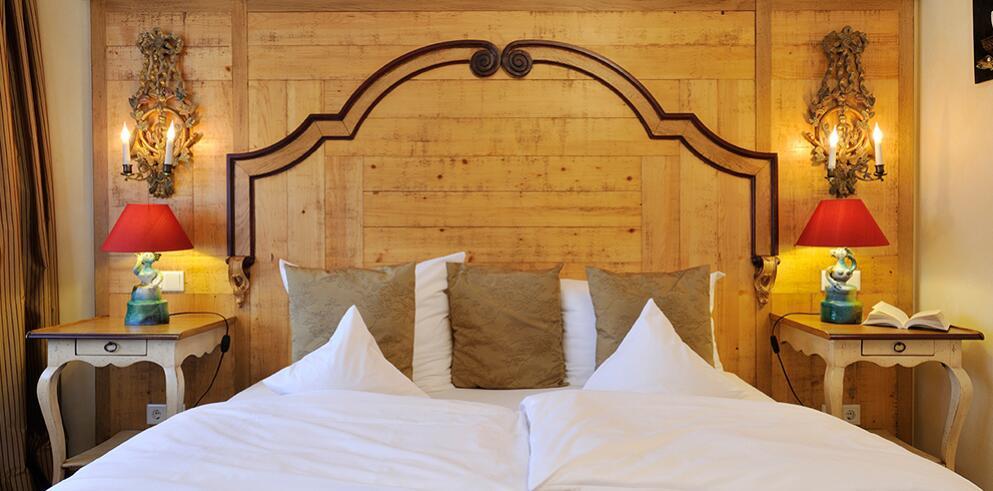 Romantik Alpenhotel Waxenstein 1924