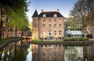 Königlich residieren & stilvolle Verwöhnung im niederländischen Schloss