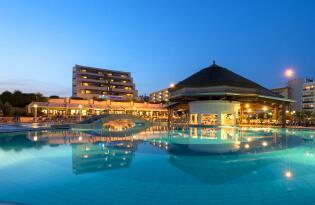 Luxuriöser Wohlfühlurlaub im noblen Strandhotel in Venetien