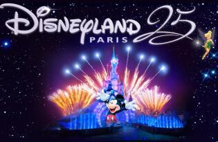 Zauberhafte Reise für die ganze Familie zu Mickey, Minnie, Goofy und Co.