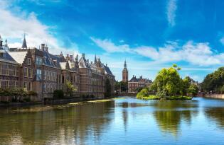 Erholsamer Städtetrip mit Champagnerfrühstück & SPA in Den Haag