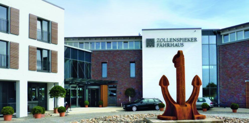 Zollenspieker Fährhaus 1950