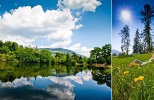 Entschleunigen, eintauchen und wohlfühlen in der schönen Steiermark