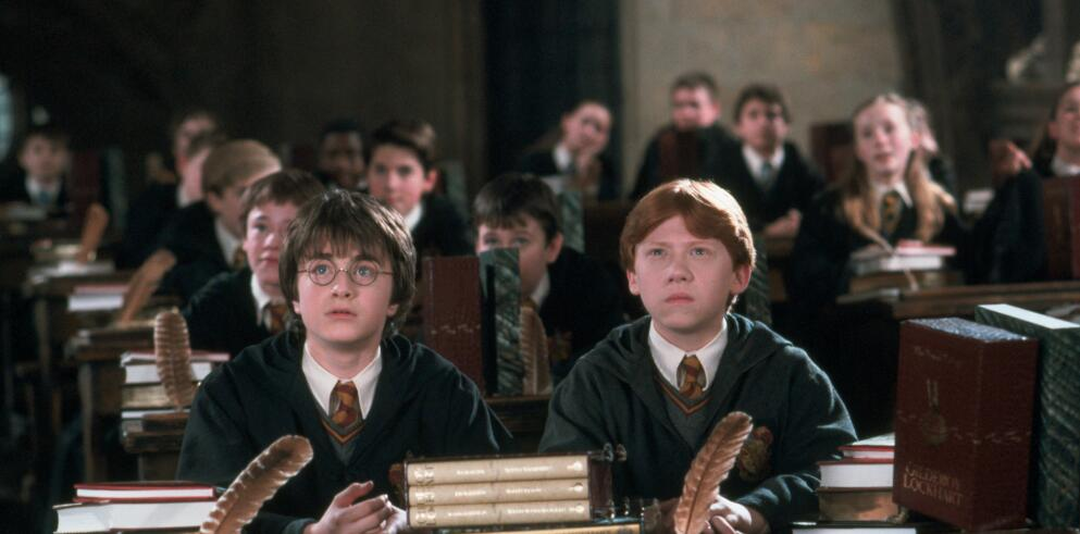 Harry Potter und die Kammer des Schreckens – In Concert – Wien 19832