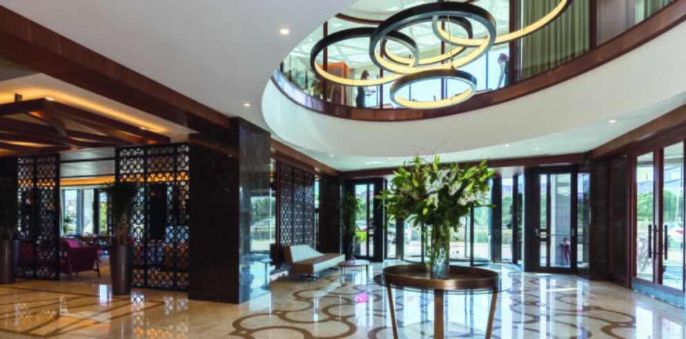 Mövenpick Hotel Istanbul Golden Horn 1987