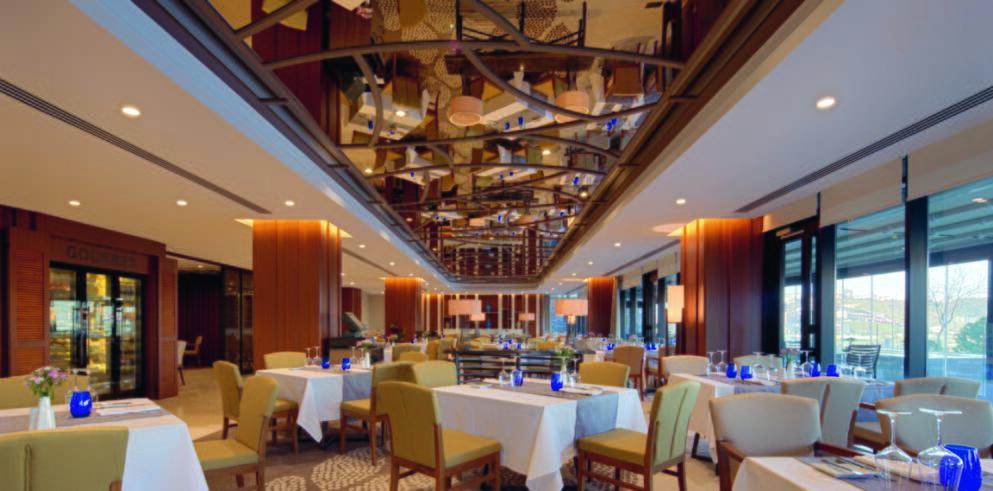 Mövenpick Hotel Istanbul Golden Horn 1988