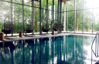 Grüne Wiesen und höchster Komfort: Wellnessurlaub im Thüringer Wald