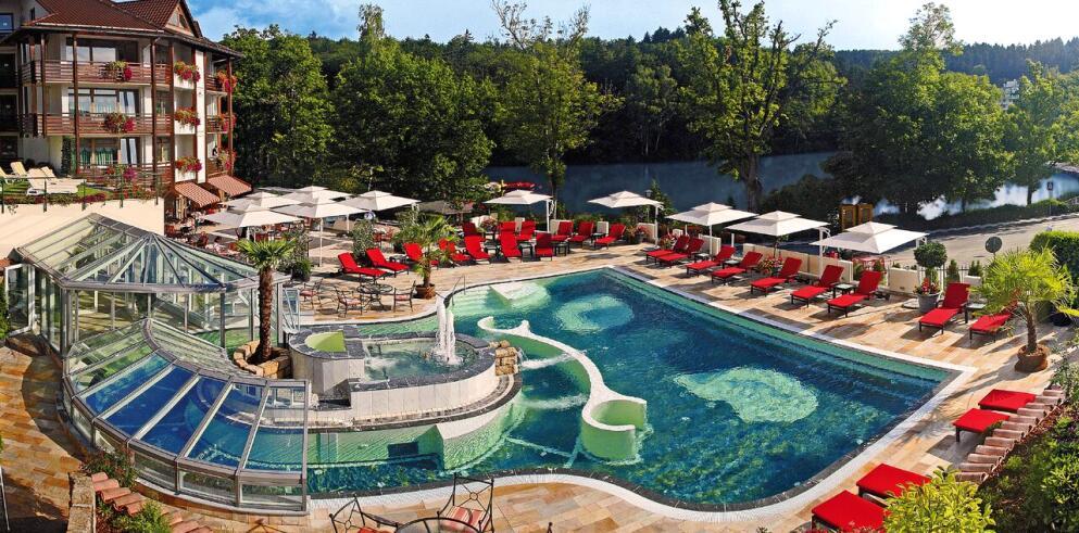 Romantischer Winkel SPA Resort 19903