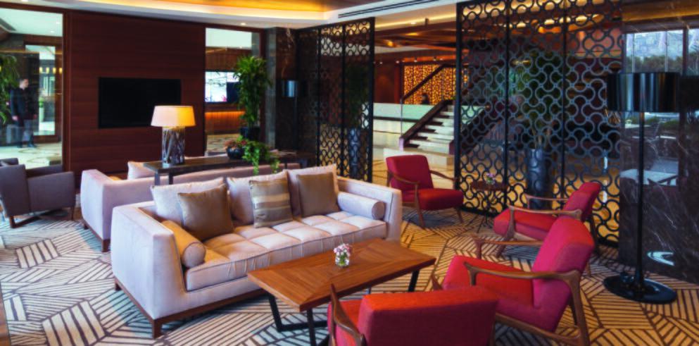 Mövenpick Hotel Istanbul Golden Horn 1993