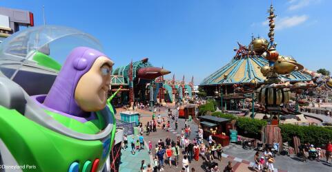 Disneyland® Paris 3