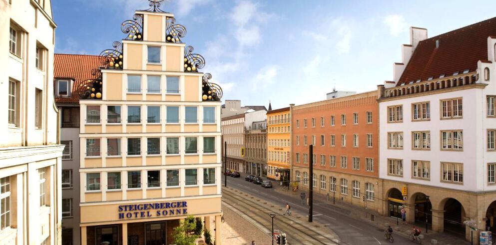 Steigenberger Hotel Sonne 19986