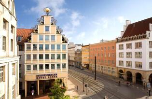 Modernes Wohlfühlambiente in der historischen Hansestadt Rostock