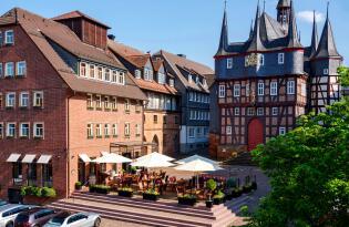 Wellnesstraum und gemütliches Ambiente im hessischen Ederbergland