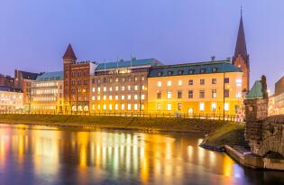 Komfort und Moderne im Herzen der bezaubernden Hafenstadt Malmö