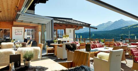 Das Alpenwelt Resort - Lifestyle . Family . SPA 7