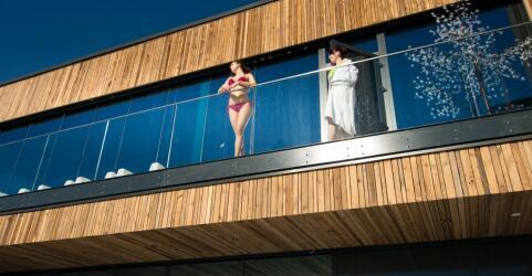 Das Alpenwelt Resort - Lifestyle . Family . SPA 4