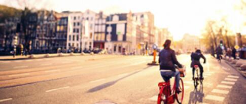 Kostenlose Fahrräder für einen Tag