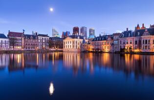 Luxuriöser Komfort im königlichen Den Haag nahe dem Nordseestrand
