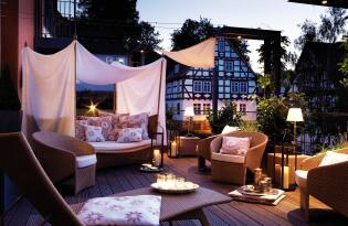 4* Relais & Châteaux Hotel Die Sonne Frankenberg