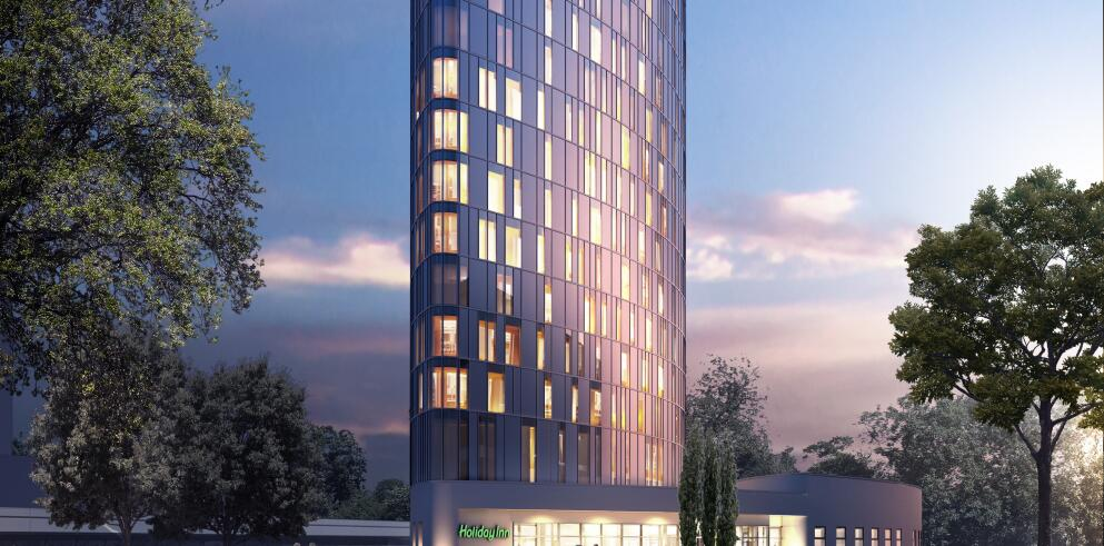 Holiday Inn Hamburg – City Nord 20233