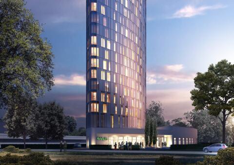 Holiday Inn Hamburg - City Nord 0