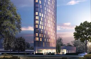 4* Holiday Inn Hamburg – City Nord