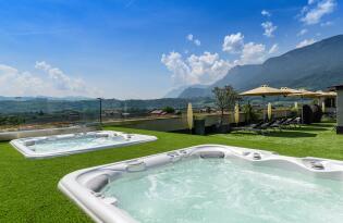 Erholsame Wellness-Oase im zauberhaften Südtiroler Etschtal