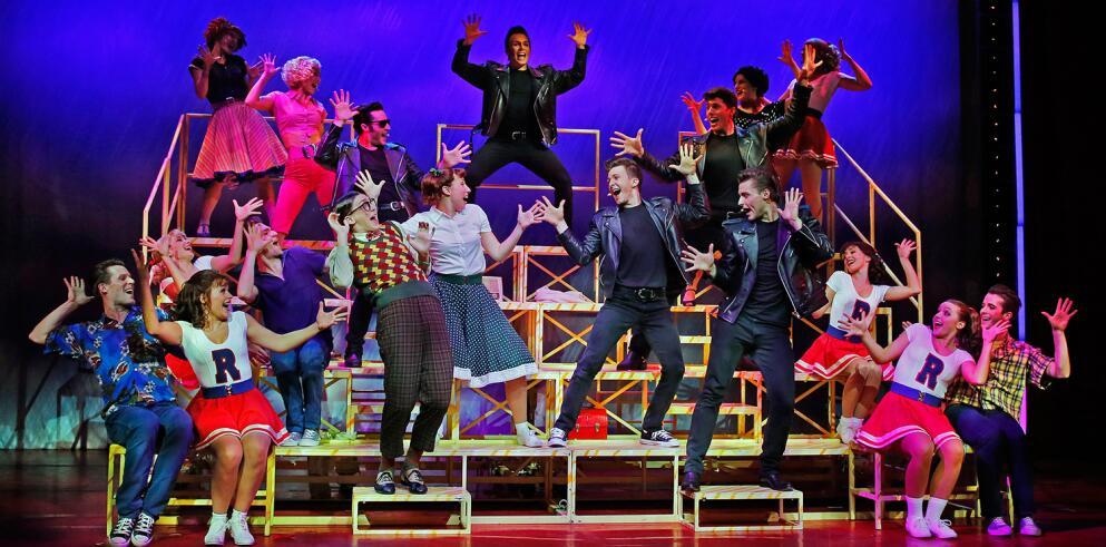 Grease - Das Musical in München 20357