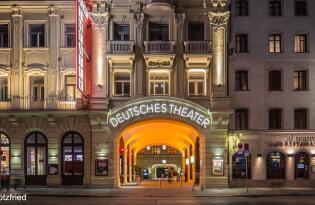 Erstklassige Veranstaltungen im zweitgrößten Theater Münchens