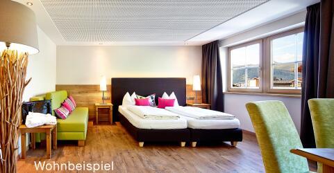 Das Alpenwelt Resort - Lifestyle . Family . SPA 14
