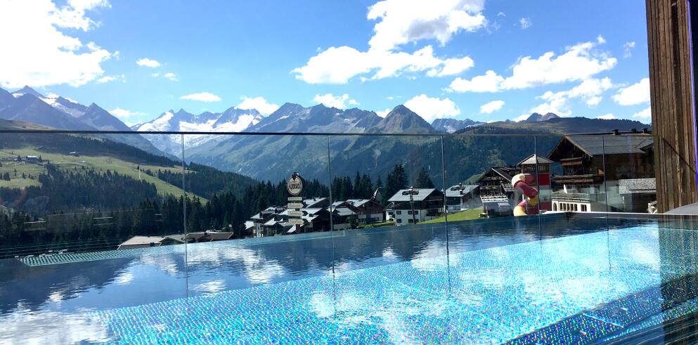 Das Alpenwelt Resort - Lifestyle . Family . SPA 20436