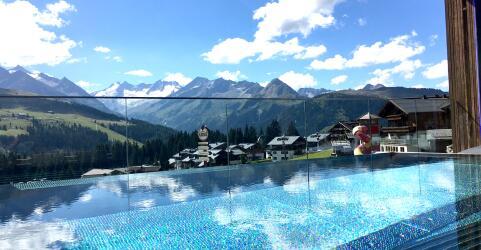 Das Alpenwelt Resort - Lifestyle . Family . SPA 1