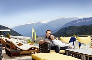 Genuss, Entspannung und Gastfreundschaft im exklusiven Alpenresort