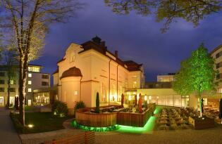 Exklusive Wellness im Designhotel unweit des Bayerischen Waldes