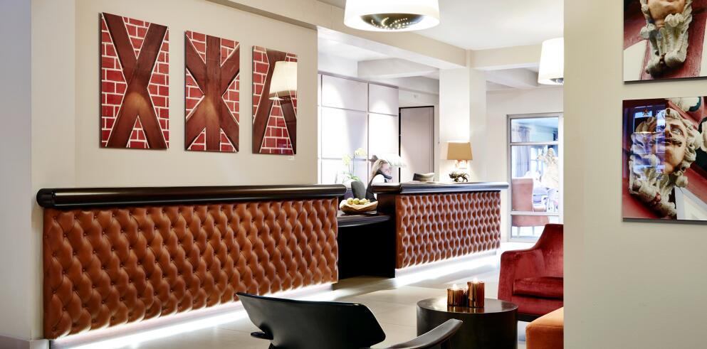 Hotel zum l wen for Designhotel duderstadt