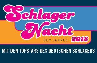 Die Besten des Schlagers am 14.04.2018 live in der Arena-Leipzig erleben