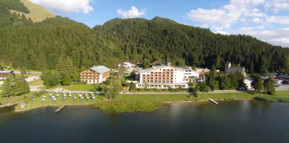 Arabella Alpenhotel am Spitzingsee 2050